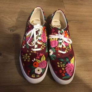 Rifle Paper & Co x Keds Sneakers